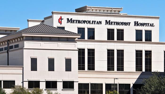 Metropolitan Methodist Hospital | Methodist Healthcare