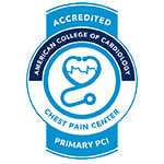 American College of Cardiology, Chest Pain Center - Accredited Prmiary PCI