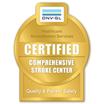 DNV-GL Healthcare Accredidation Services Certified Stroke Center - Quality & Patient Safety